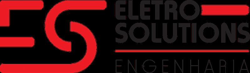 Logo Preto - Eletro Solutions