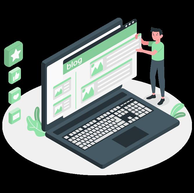 Agência Expert Digital - Criação de Blogs ícone 1