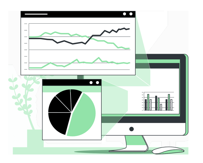 Agência Expert Digital - Google Analytics Ícone