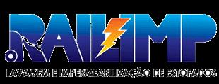 Agência Expert Digital - Logo Railimp Limpeza de Estofados